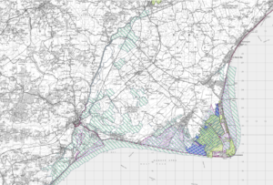 The Wider Romney Marsh Area